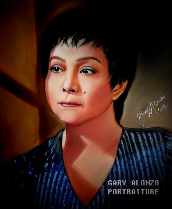Nora Aunor por Gary25dude